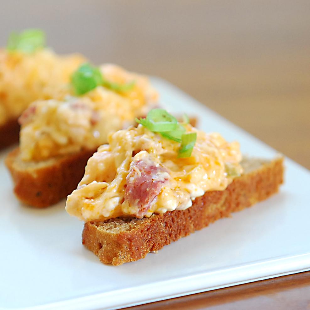 Simply Gourmet: Reuben Dip
