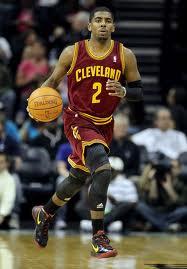 Cavaliers, Kyrie Irving