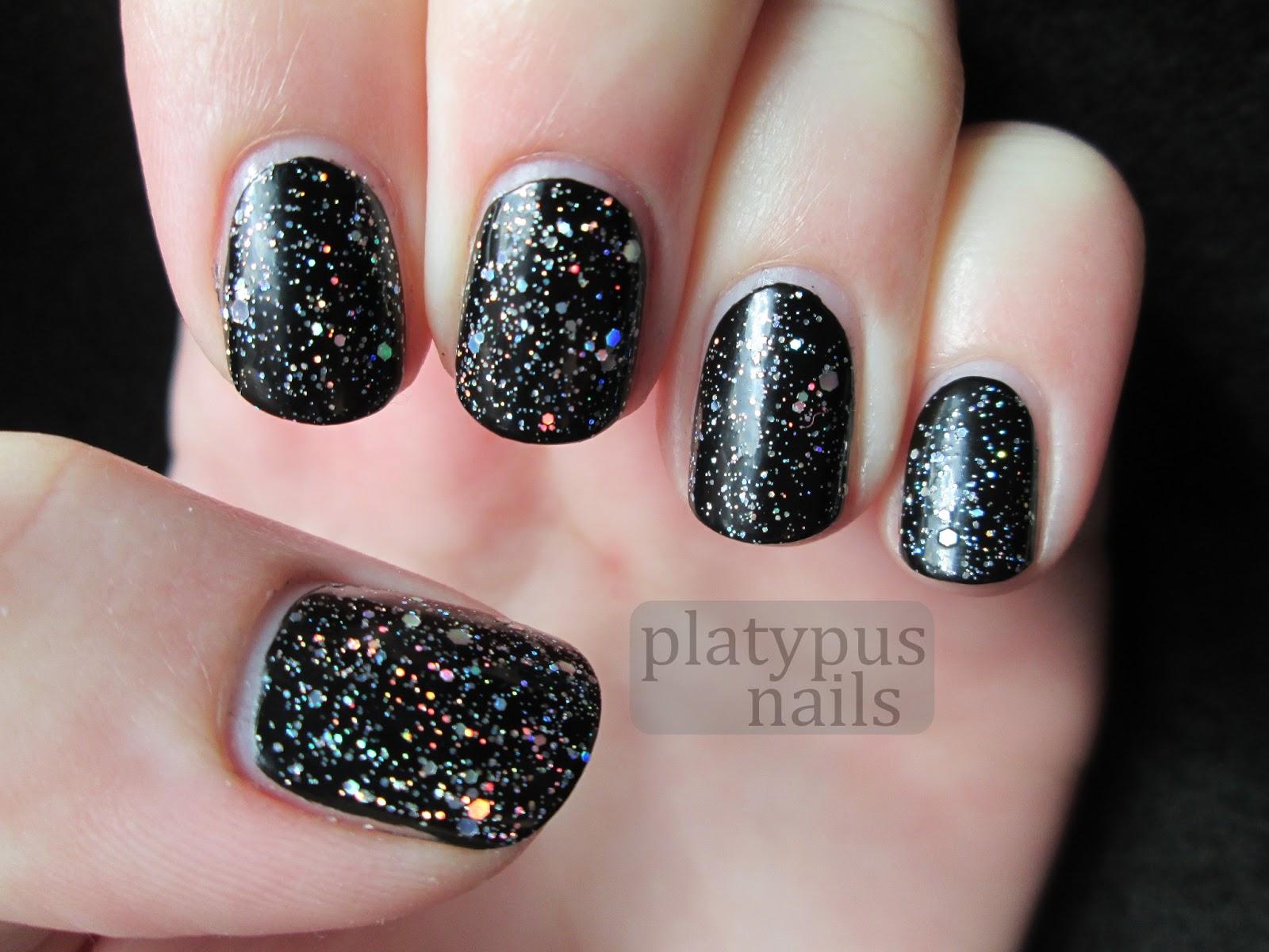 loonyplatypus: [nails] Barry M - Diamond Glitter