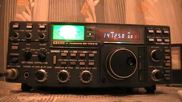 Icom IC-750A