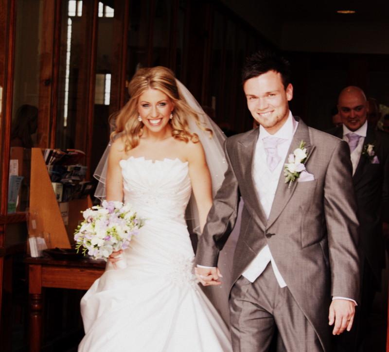 Mark martini wedding
