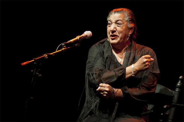 Juana la del Pipa - Festival Flamenco Bankia - Teatro-Circe Price (Madrid) - 9/2/2012