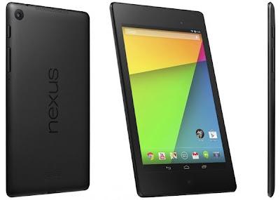 Nexus 7, Nexus 7 2014