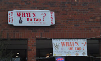 What's On Tap inside