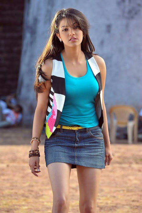 kajal agarwal from businessman unseen pics
