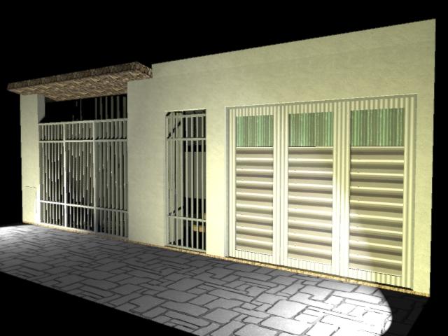 Planos proyectos y construcci n en paran remodelaci n y for Remodelacion de casas viejas