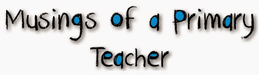 Musings Of A Primary Teacher