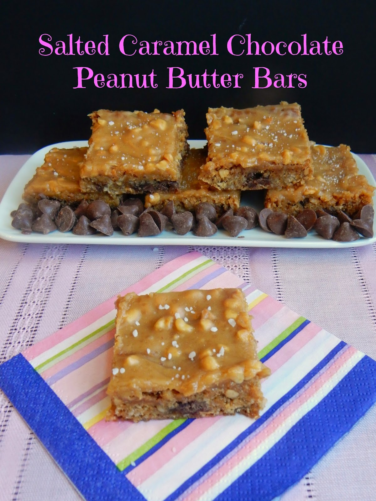 ... other bar cookie ingredient is wrapped up in the title of these bars