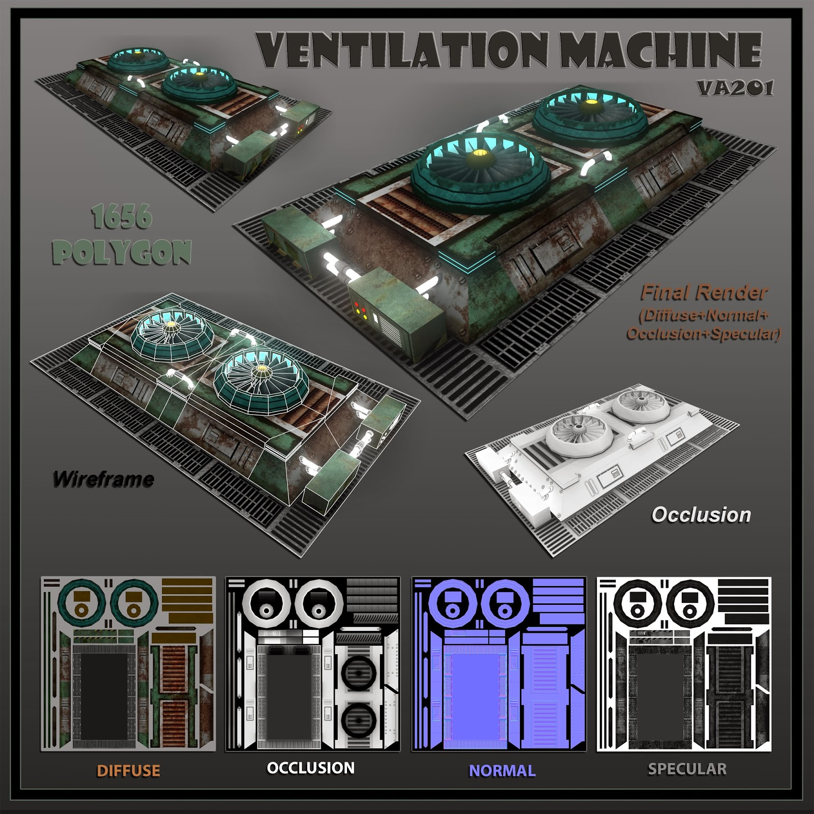 ventilation machine