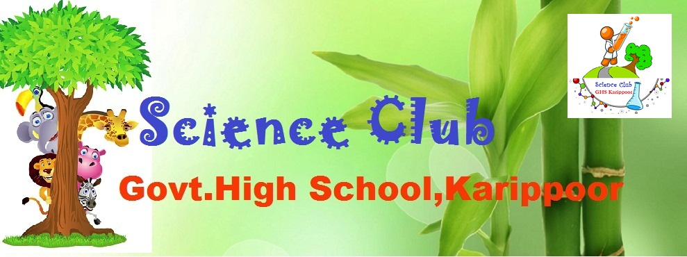 GHS Karippoor Science Club