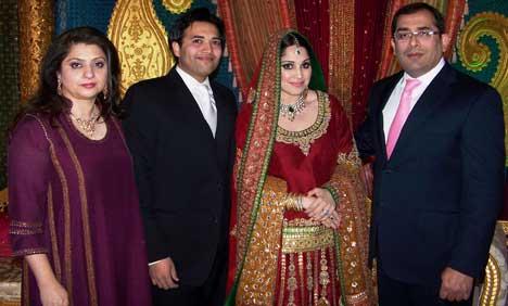 Ishaq dar daughter wedding