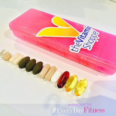#EveryDayFitness Vitamins