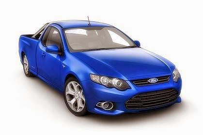 2013 Ford Falcon Ute XR6 Turbo Review