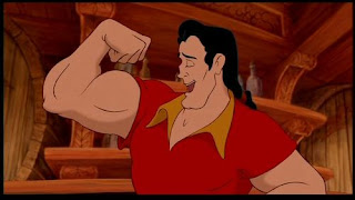 Gaston, Disney Animated Version