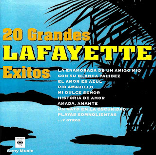 Lafayette - A Whiter Shade Of Pale