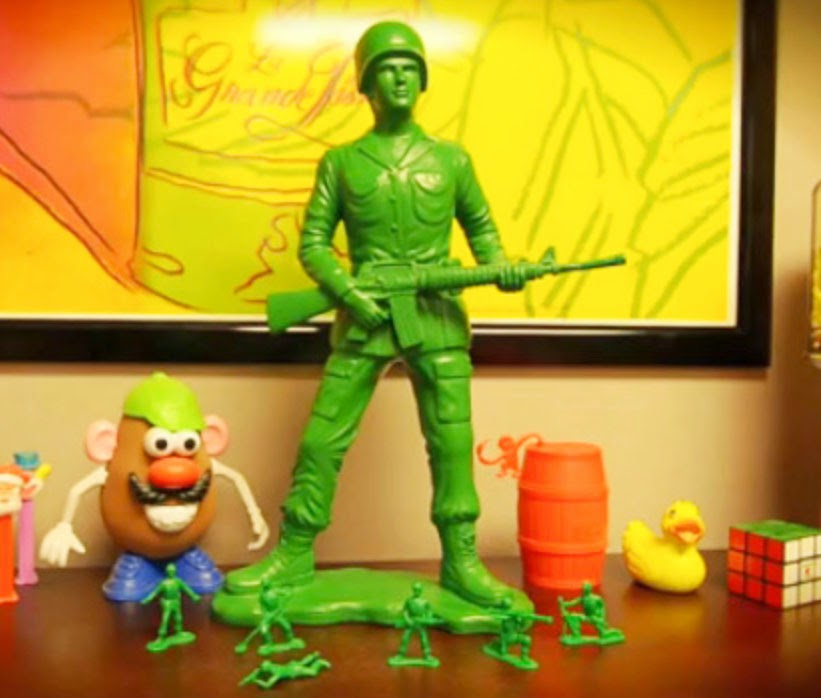 Cool Toy Army Men : Cool gifts for guys kandee johnson lovin