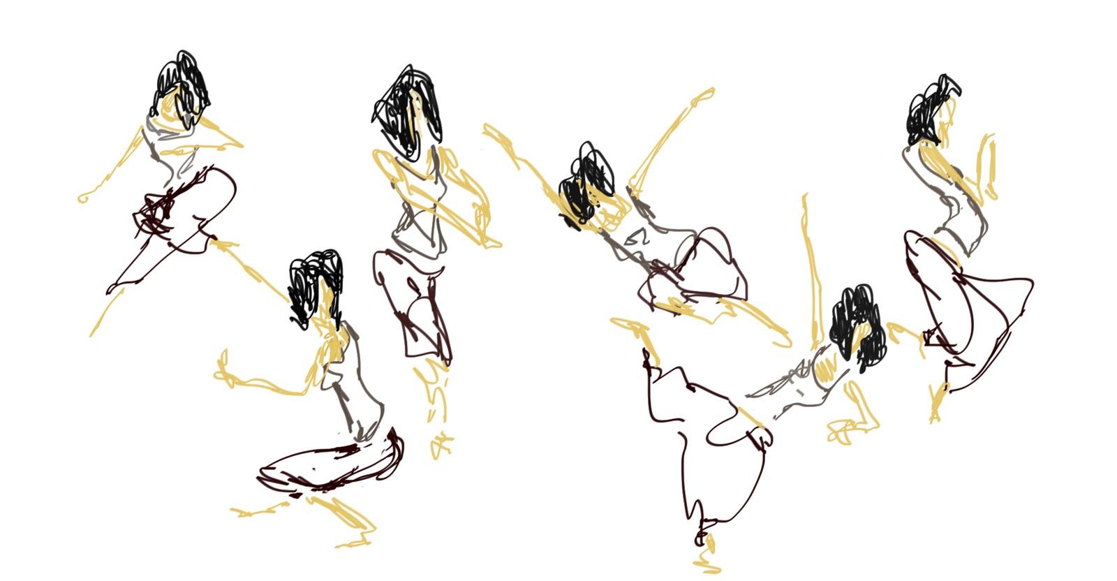 de vuelta con el cuaderno: Danza Butoh