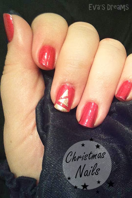Nails of the week: Nail art design - Christmas Nails