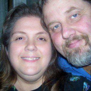 Me and my husband Johnny