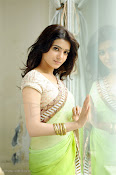 Samantha latest Gorgeous Looking Saree Photo Shoot Gallery-thumbnail-3
