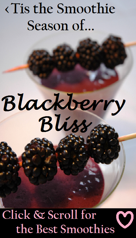 Blackberries For Smoothies