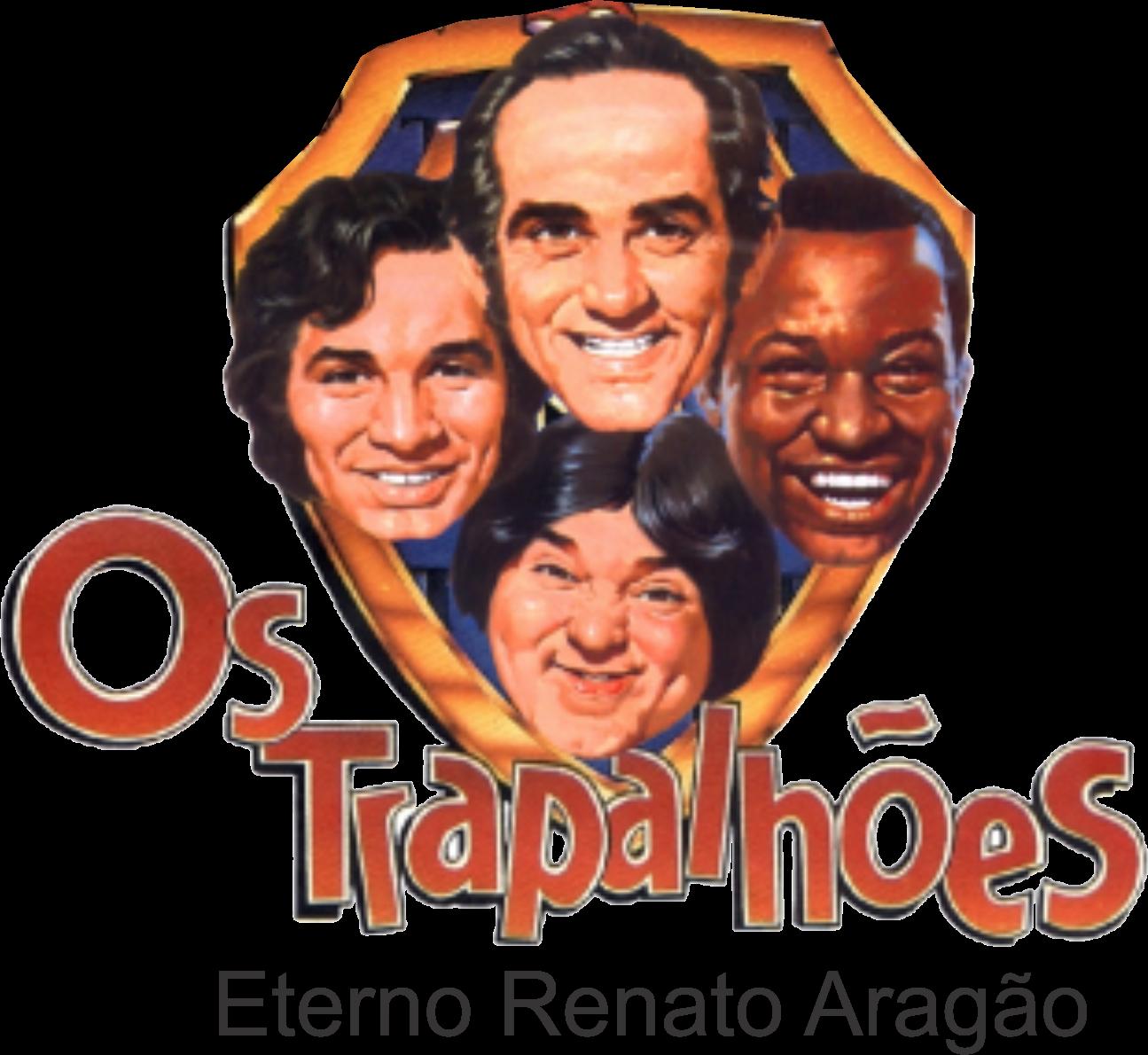 Eterno Renato Oficial - Os Trapalhões