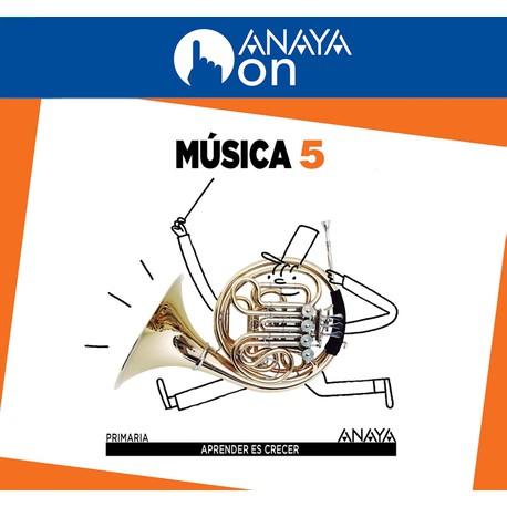 MÚSICA 5º Audios