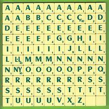 Com es juga a l'Scrabble?