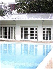 Altrainformazione obama mette i pannelli solari finalmente - Pannelli solari per piscina ...