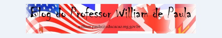 Blog do Professor William de Paula