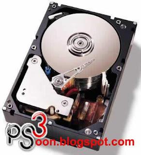 Cara Mengatasi Masalah Harddisk PS2 yang tidak terdeteksi