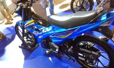 gambar motor Satria FU