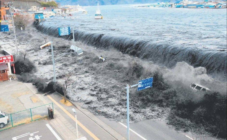 japan earthquake 2011 tsunami. PHOTO: Japan earthquake and