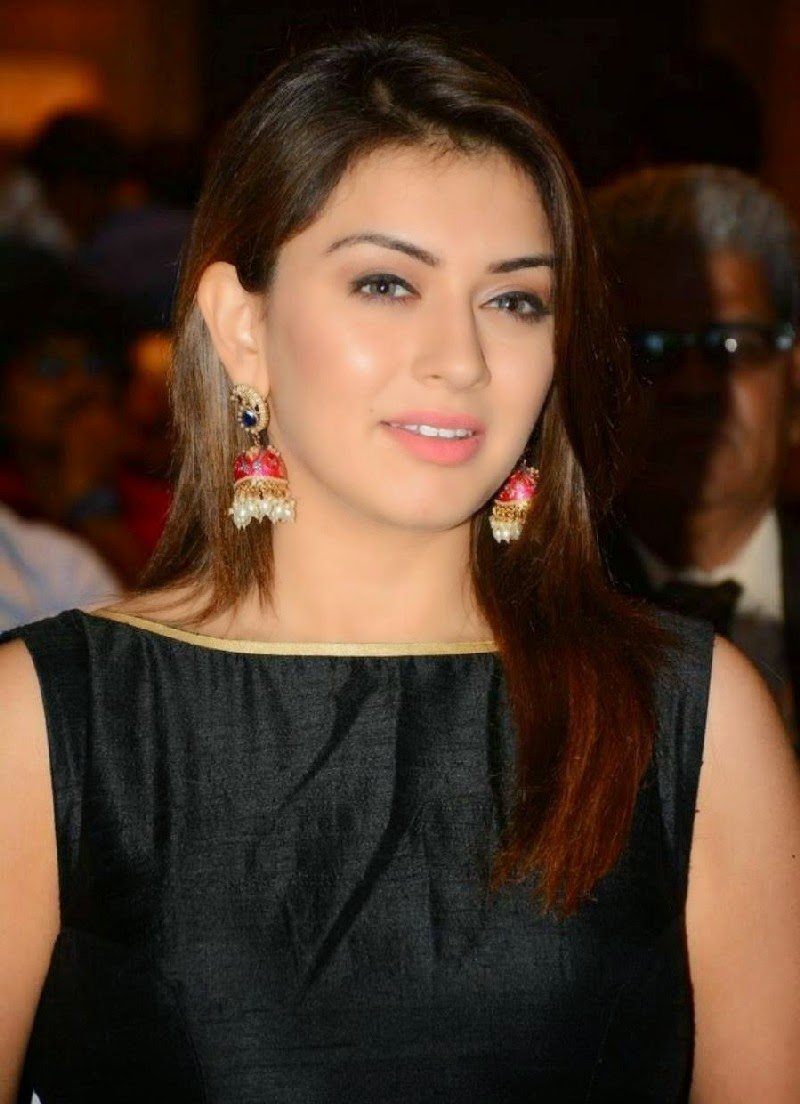 Hansika at Emerald Mahindras Flats Launch Event Photos