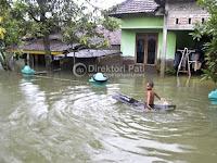 Ini Peta Rawan Banjir Longsor dan Puting Beliung di Pati