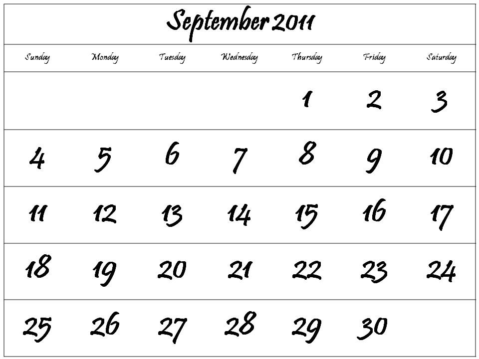 june calendar 2011 printable. Printable Calendar 2011