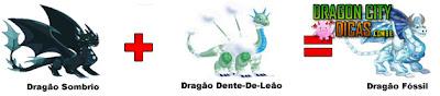Cruzamentos - Dragão Fóssil