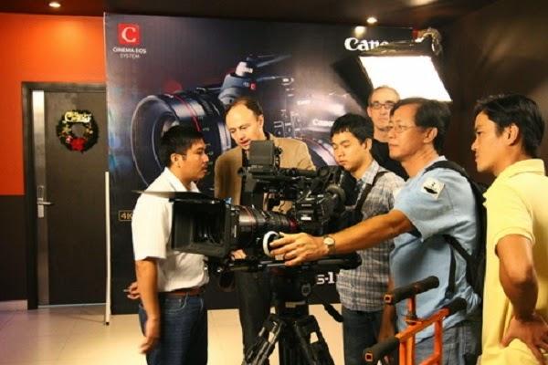 Dịch vụ quay phim, video clip chuyên nghiệp