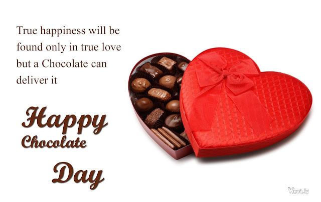 happy chocolate day wishes 2016