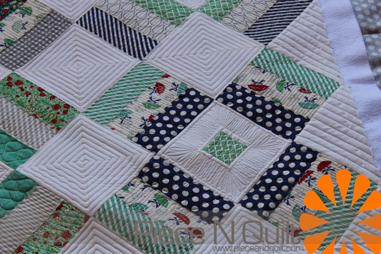 Piece N Quilt: Modern Geometric Machine Quilting : straight line machine quilting - Adamdwight.com
