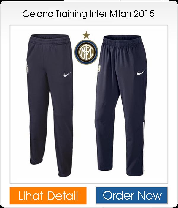 Jual Celana Training Latihan Panjang Inter Milan Terbaru Musim 2015 ...