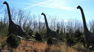 Ultrasaurus - Binatang Purbakala