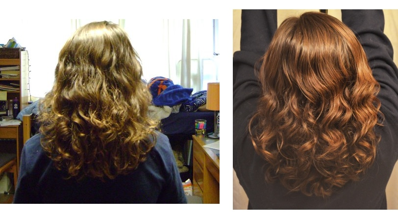 Dorm Room Curly All In One Guide For The Curly Girl Method