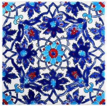 Audstermania Design Blue Moon China Moroccan Tiles