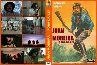 JUAN MOREIRA - FORA-DA-LEI