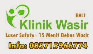 Wasir Safute Bali