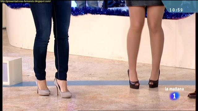 Ines Paz piernas