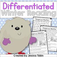https://www.teacherspayteachers.com/Product/Winter-Reading-2087044