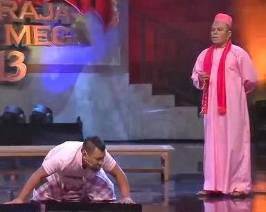 Maharaja Lawak Mega 2013 Jambu Minggu 7