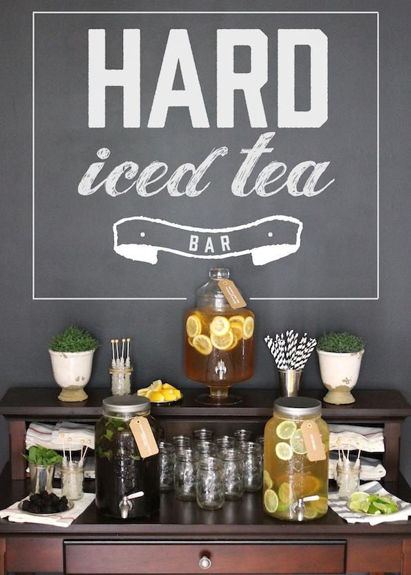 Iced Tea Bar
